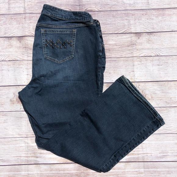 Torrid Denim Dark Wash Plus Jeans size 22